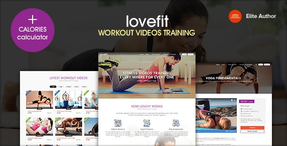 Lovefit v1.3 - Fitness Video Training preview image