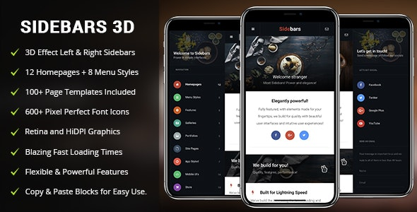 SideBars 3D Mobile preview image