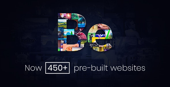 BeTheme v6.0 - HTML Responsive Multi-Purpose Template preview image